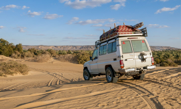 4WD Servicing Charters Towers