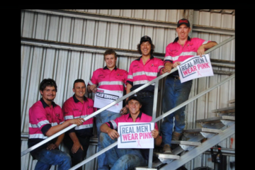 DTS Service Centre supports Breast Cancer Network Australia