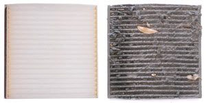 clean the cabin air filter